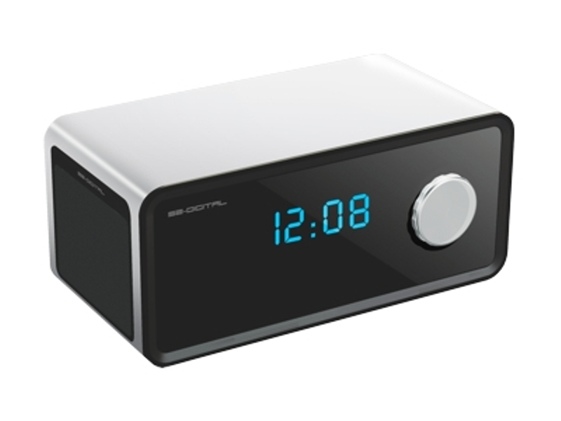MR-15, Portables Stereo alarm clock with Wireless BT
