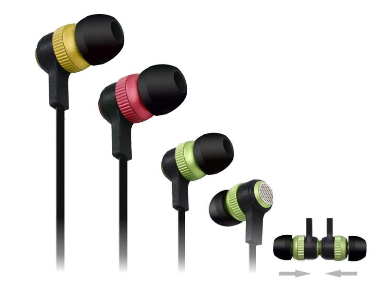 Stereo In-Ear Kopfhörer MAGNETIC BEAT
