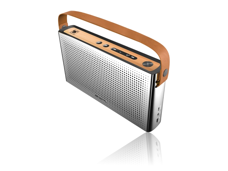 Portable Stereo Speaker S-X29 BT with Wireless BT and FM Radio