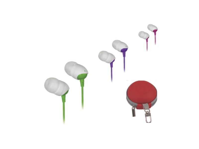 Stereo In-Ear Kopfhörer SONIC BEAT