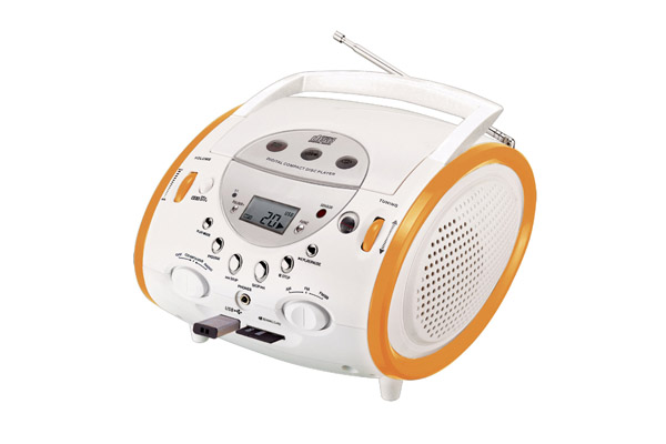 CDR 1, Portables CD-Radio